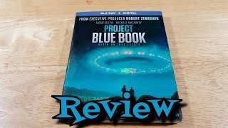 Project Blue Book Season 1 Blu-Ray Unboxing and Review - History - Mystery