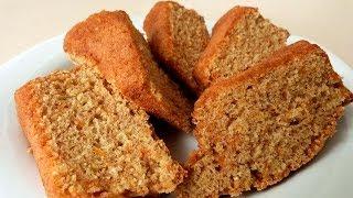 Морковный пирог | рецепт морковный пирог | морковный торт