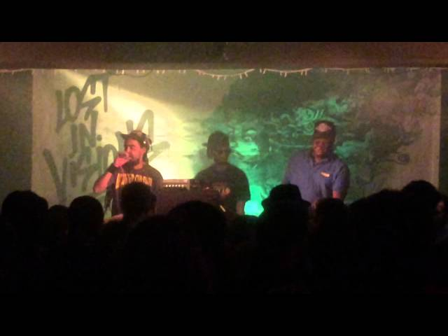 Mad Professor, Brother Culture live at Kontext Wiesbaden