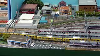 西武鉄道 武蔵丘イベント 鉄道模型