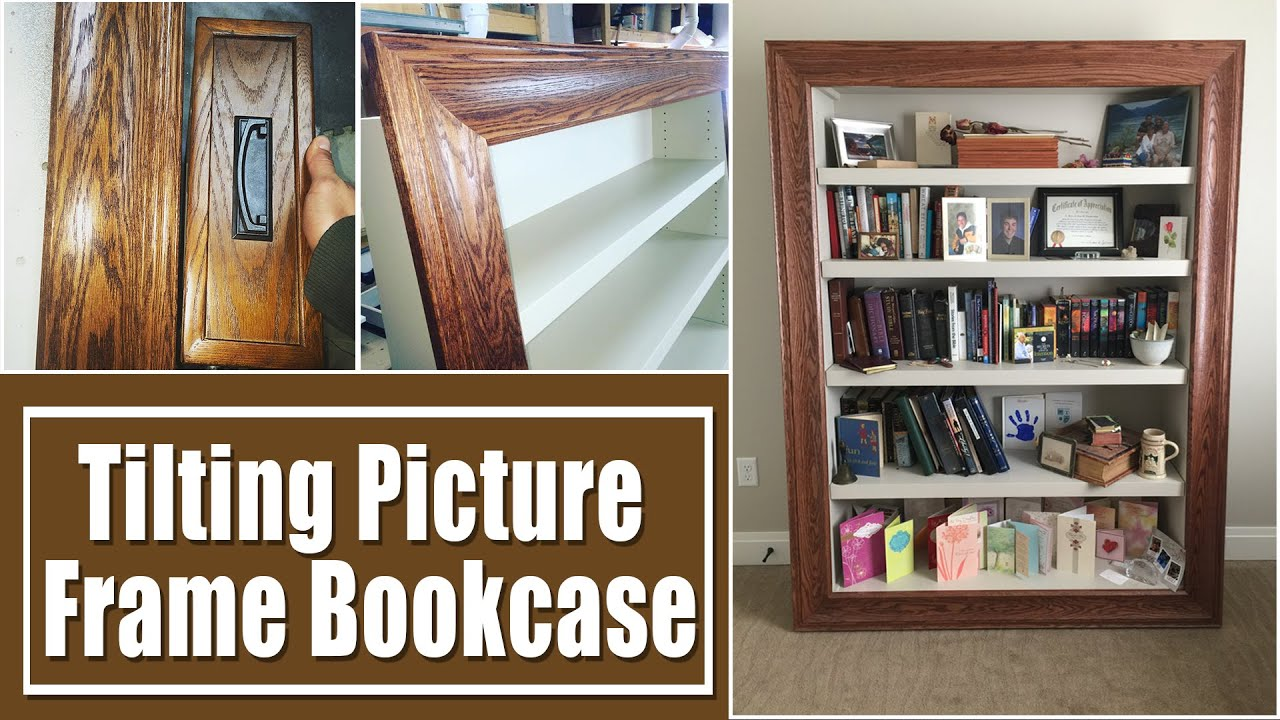 Build a picture frame bookcase youtube build a picture frame bookcase jeuxipadfo Image collections