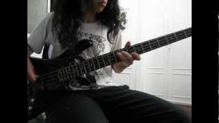Helloween - Heavy Metal (Is The Law) Bass Cover with solo