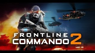 Play Frontline Commando 2 on Your PC