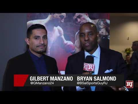 Premier Vegas Sports - Boxing Edition Garcia TKO Rios 9th round  - Full Fight Wrap up