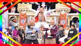 お笑いトリオ・安田大サーカスが、8日に放送される読売テレビ・日本テレ...