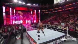 Batista Win the Royal Rumble Match - Royal Rumble 2014 - January 26, 2014