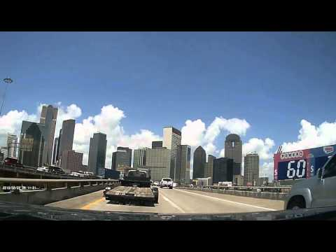 EagleEye 1080p HD DVR Dash Cam Footage
