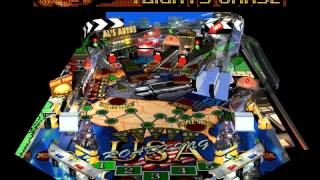 Hyper 3-D Pinball (aka TILT!) Gameplay 6
