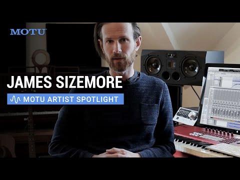 MOTU Artist Spotlight: James Sizemore