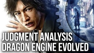 Judgment: The Complete Dragon Engine Analysis on PS4/PS4 Pro