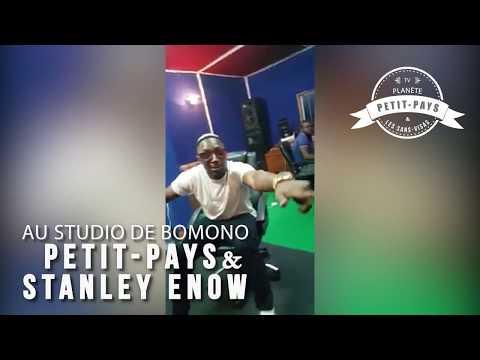 Petit-Pays featuring Stanley Enow (au Studio de Bomono)