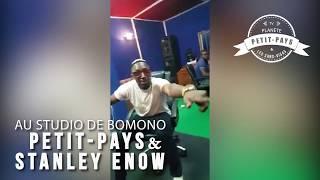vuclip Petit-Pays featuring Stanley Enow (au Studio de Bomono)