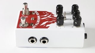 Swindler Effects Red Mountain Tremolo