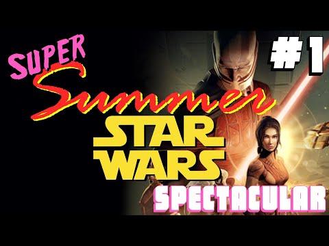 Star Wars: Knights of the Old Republic - Meet Homsar Jast - Part 1 |