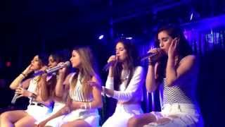 Fifth Harmony Baltimore Fifth Times A Charm Tour - Sam Smith Melody