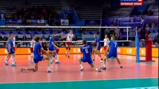 FiVB World League 2013 Russia vs Canada Full Match