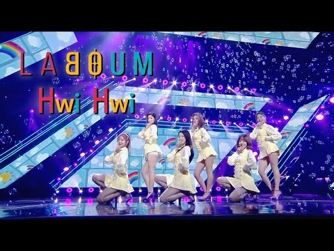LABOUM(라붐) - Hwi Hwi (Miss This Kiss) 교차편집 / Stage Mix [2K/60fps]