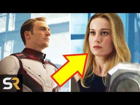 Avengers: Endgame Battle Scene Reveals Important New Secrets