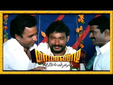 Mayandi Kudumbathar Tamil Movie   Climax Scenes   Happy Ending   Tarun Gopi   Seeman