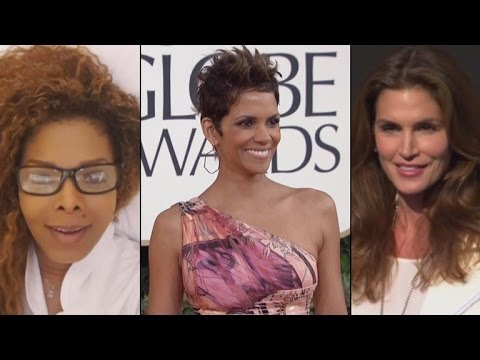 Ageless Halle Berry, Janet Jackson and Cindy Crawford Look Stunning Turning 50