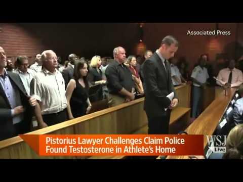 Pistorius Lawyer Attacks Testosterone Claim