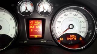 видео ABS Пежо 308 (T7)