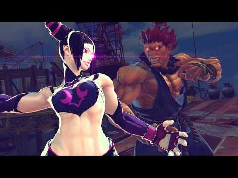 Ultra Street Fighter IV - Trailer Oficial   PS4