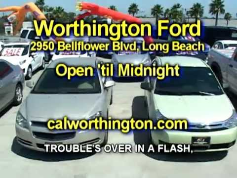 worthington ford in long beach youtube. Black Bedroom Furniture Sets. Home Design Ideas