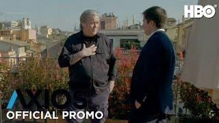AXIOS On HBO: Steve Bannon (Season 2 Episode 2 Promo) | HBO