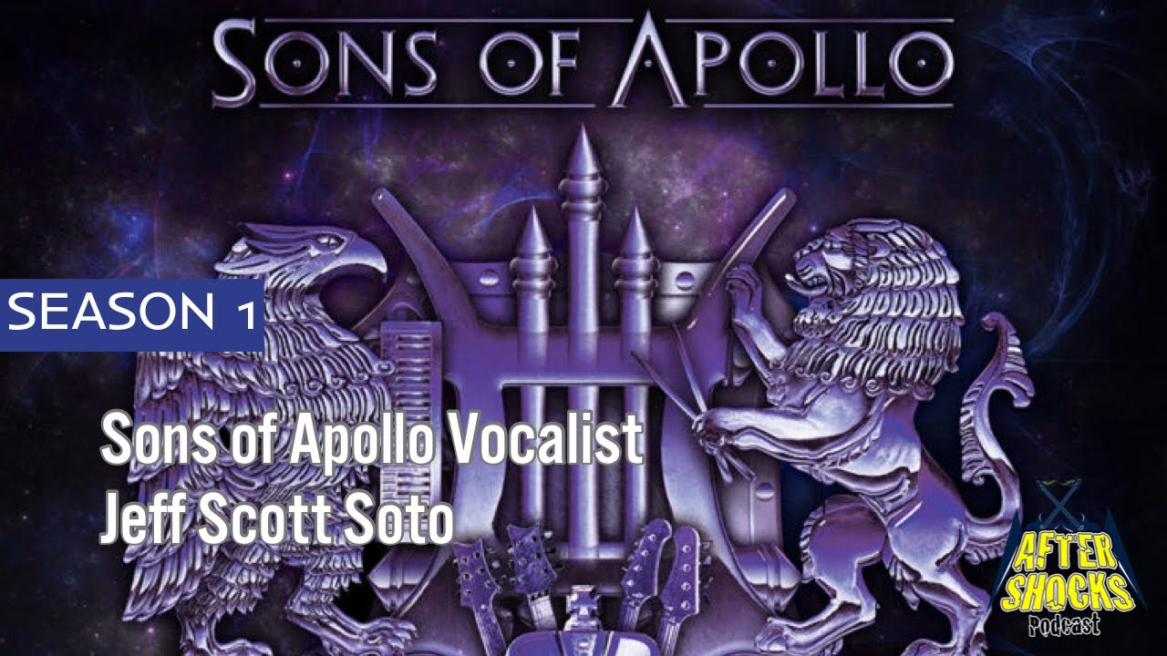 Jeff Scott Soto - Stand Up And Shout  The Aftershocks Interview