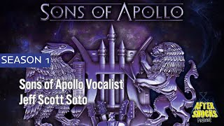 Jeff Scott Soto – Stand Up And Shout: The Aftershocks Interview
