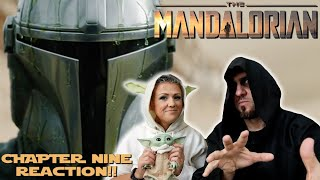 The Mandalorian Chapter 9 'The Marshal' Premiere REACTION!!
