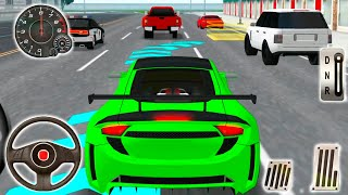 Parking Frenzy 2.0 Cars 3D Simulator Driving Part 22