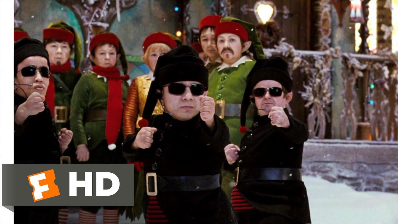 Midget off of elf the movie