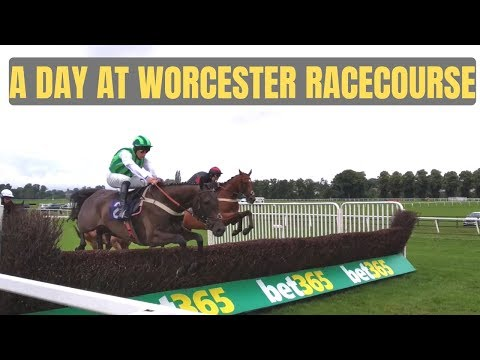 A DAY AT WORCESTER RACECOURSE