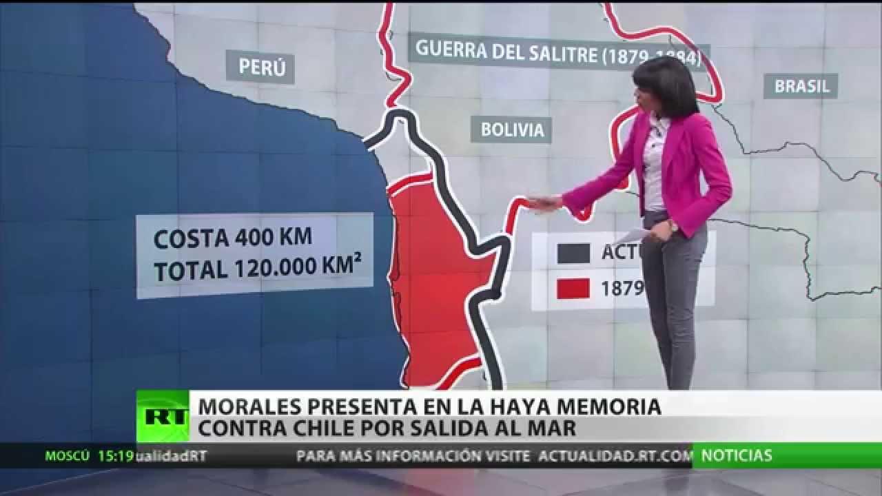 Resultado de imagen para Chile afirma que su territorio no será parte de una negociación con Bolivia