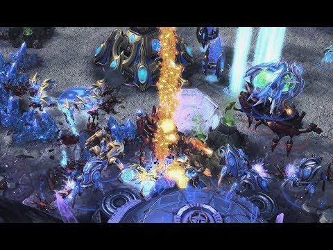 Sunday Series - Homestory Cheesy Games! - StarCraft 2 - Legacy Of The Void 2020