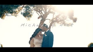 Michelle & Nick |  Cinematic Wedding Film at Bright, Victoria