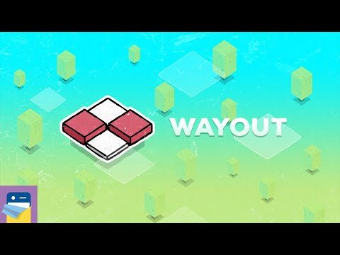 WayOut: iOS iPhone Gameplay Preview (by Dropout Games)