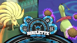 Pokemon ORAS Roulette Free For All: Bad at Pokemon