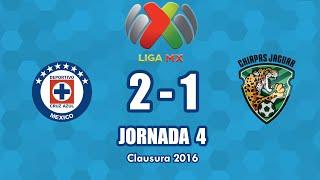Análisis: Cruz Azul vs Chiapas - Jornada 4 - Clausura 2016