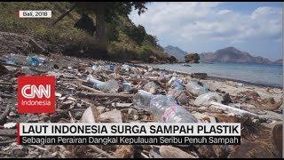 Laut Indonesia Surga Sampah Plastik