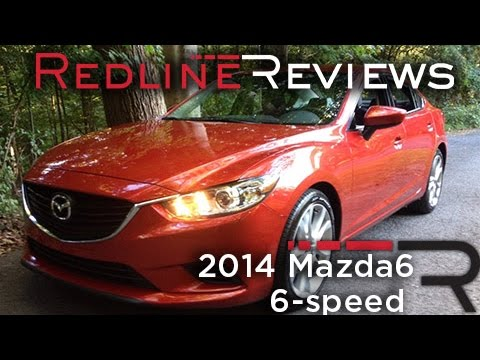 2014 Mazda Mazda6 6-speed – Redline: Review