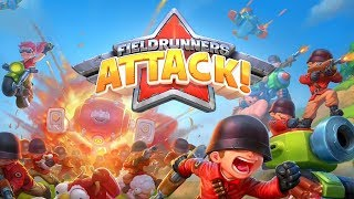 Fieldrunners Attack! - Subatomic Studios, LLC Walkthrough