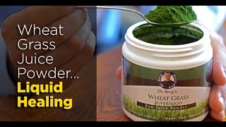 Wheat Grass Juice Powder, Nature