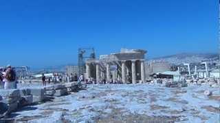 Афины, Греция(Афины -- столица Греции. Город получил свое название от своей покровительницы -- богини мудрости Афины. Афины..., 2012-11-01T18:16:47.000Z)