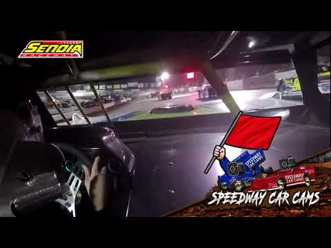 #1 TY Ellis - 602 Sportsman - 5-19-18 Senoia Raceway - In Car Camera