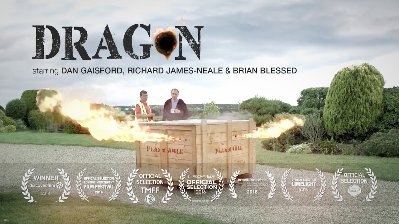 Dragon (Short Film featuring Brian Blessed)