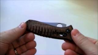 Benchmade Bone Collector mini axis 15030-2