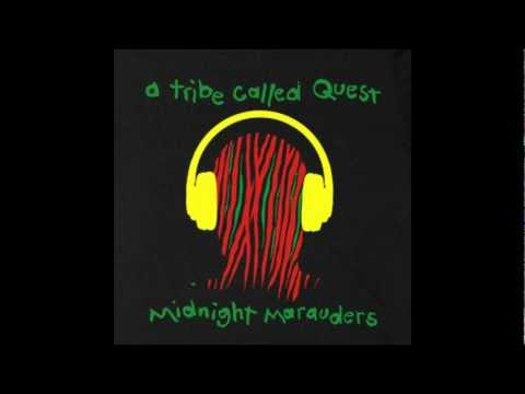 A tribe called quest  Can i kick it instrumental HQ